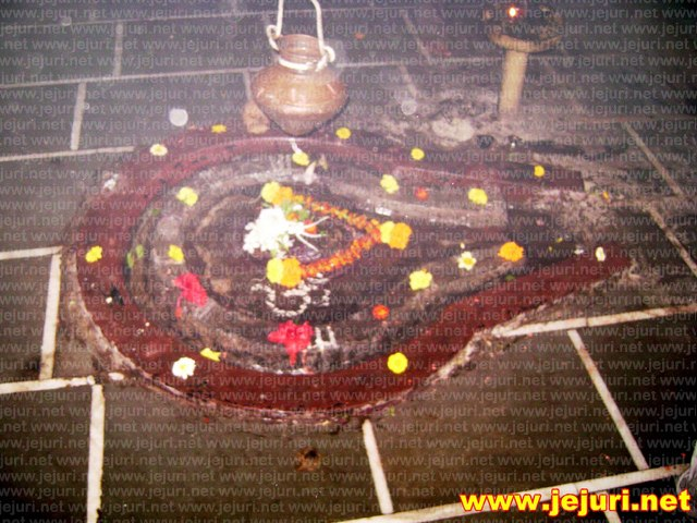 sanameshwar linga saswad