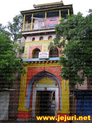 mangsuli temple gate