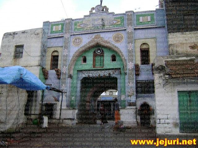 devargudda temple north gate