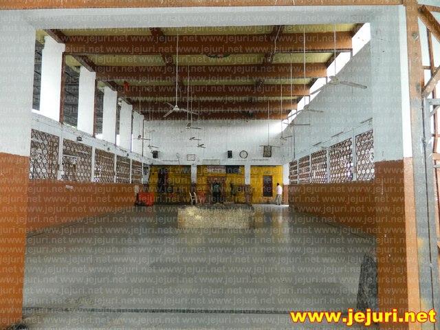 malegoan temple mandap