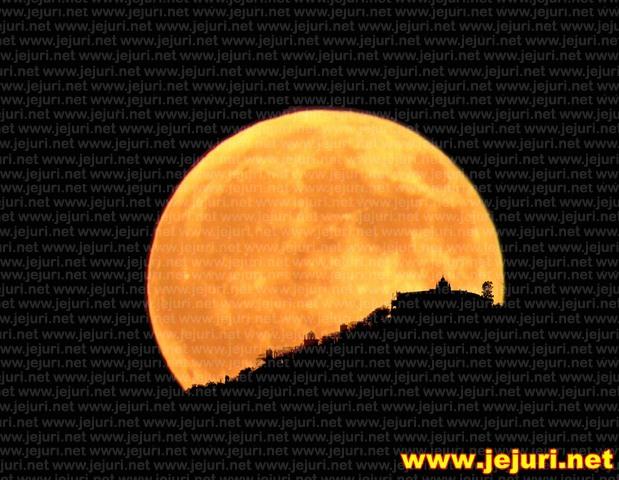 moon rise jejuri