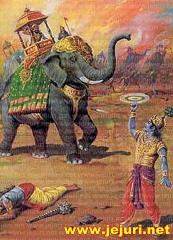 narakasur vadh