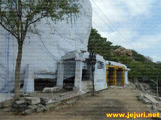 nainiki - temple side view