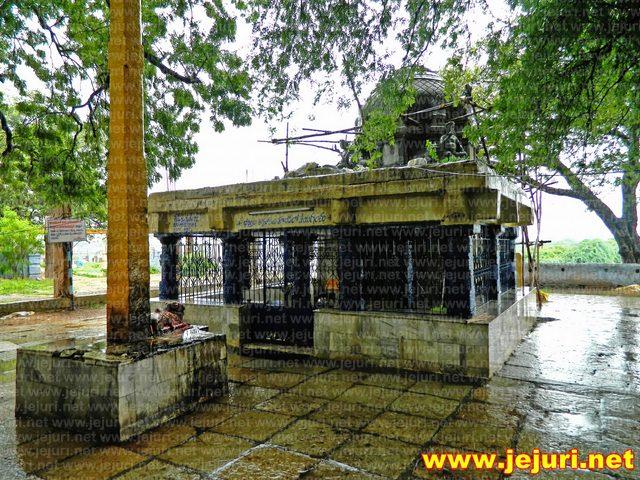 gurekunta - katamallana temple