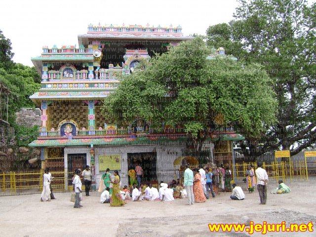 komuravelly mallana temple
